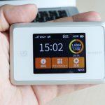 NECの名作WiMAXルーターWX03を徹底レビュー
