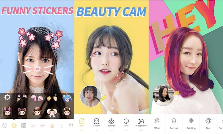 毎日が楽しくなる無料の人気カメラアプリ8選