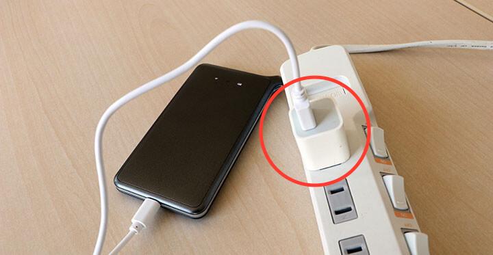 どんなときもwifi充電器