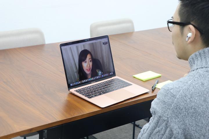 産経オンライン英会話 レッスン