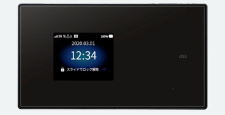 Speed Wi-Fi 5G