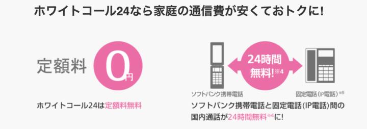 NURO光 ホワイトコール24