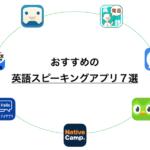 TOEIC920点の私が、スピーキング力UPに効果的な英語アプリを7つ紹介