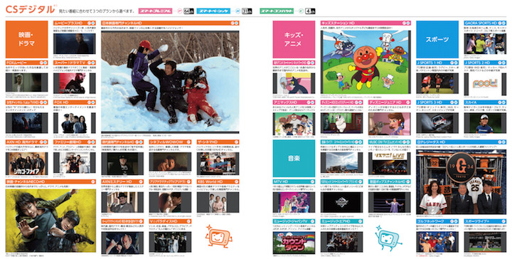 eo光テレビ スマートコース