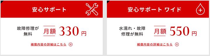 THE WiFi 安心サポート