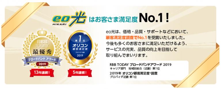eo光顧客満足度調査