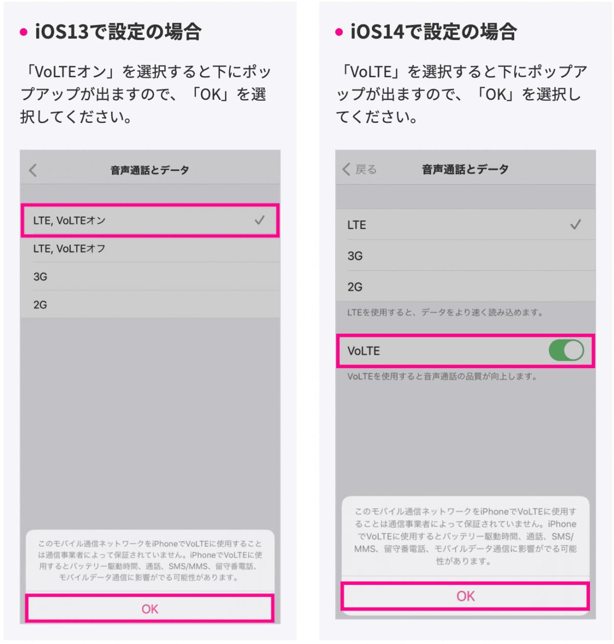 楽天モバイル APN設定3