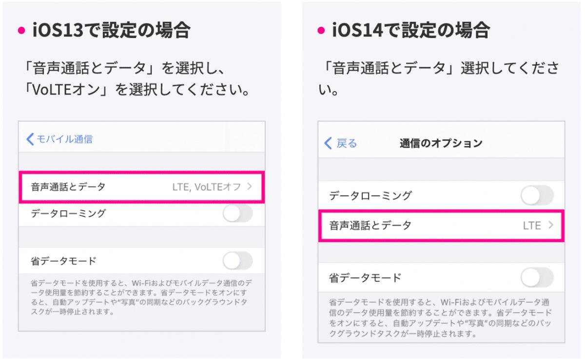 楽天モバイル APN設定方法3