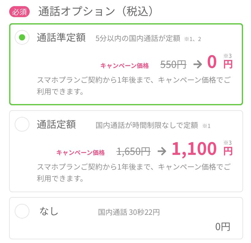 LINEMO 手順5