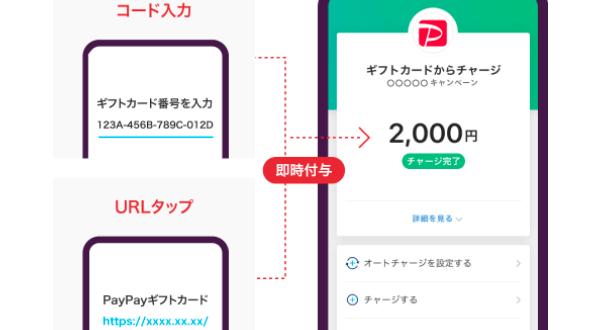 PayPayギフトカード